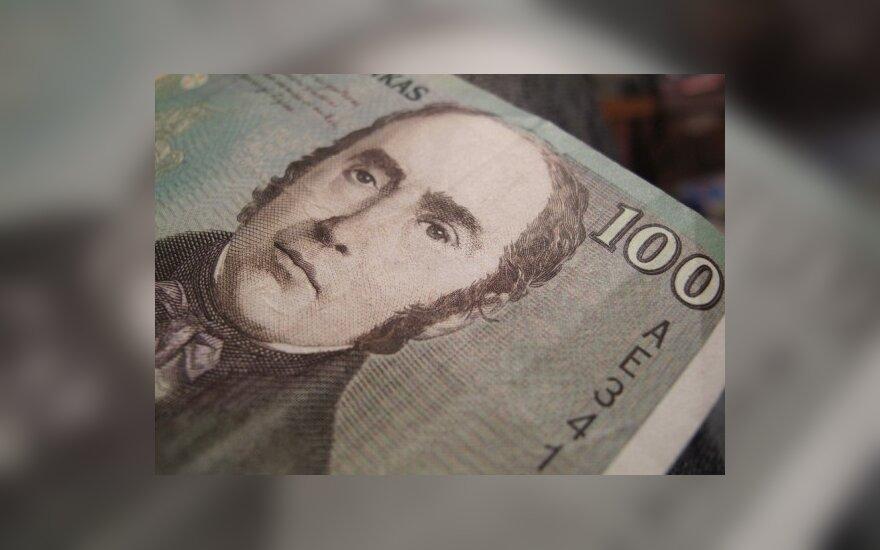 Госслужащие Департамента статистики  получили надбавки на сумму в 744 000 литов