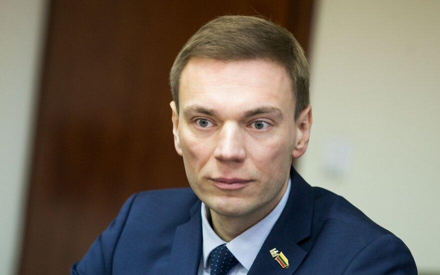 Пуйдокаса исключили из Литовского союза крестьян и зеленых
