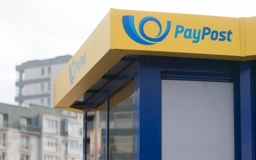 """""""Литовская почта"""" распродает имущество, включая киоски PayPost"""