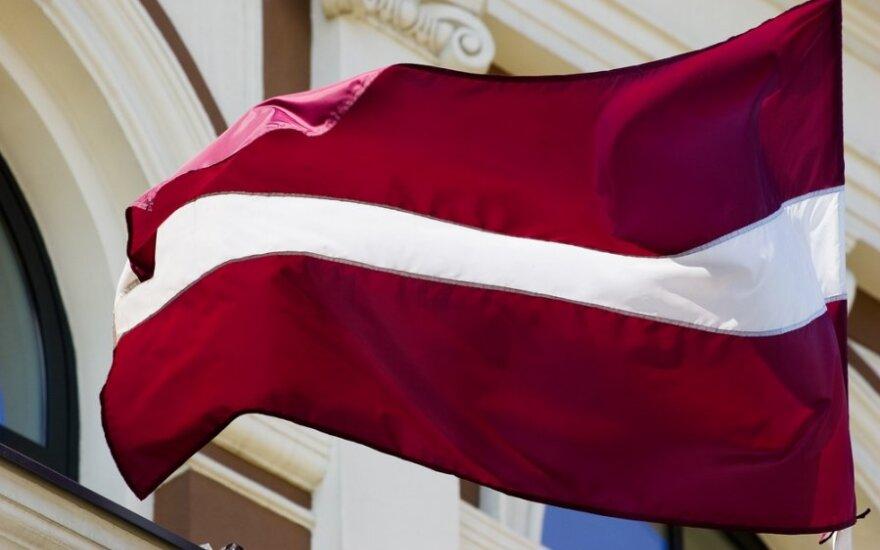 Łotwa: Tabliczkowe nieposłuszeństwo?
