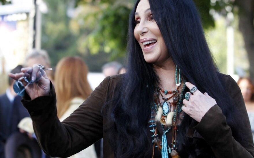 Cher na finiszu