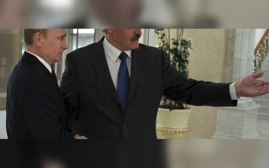 Путин приедет в гости к Лукашенко на праздник