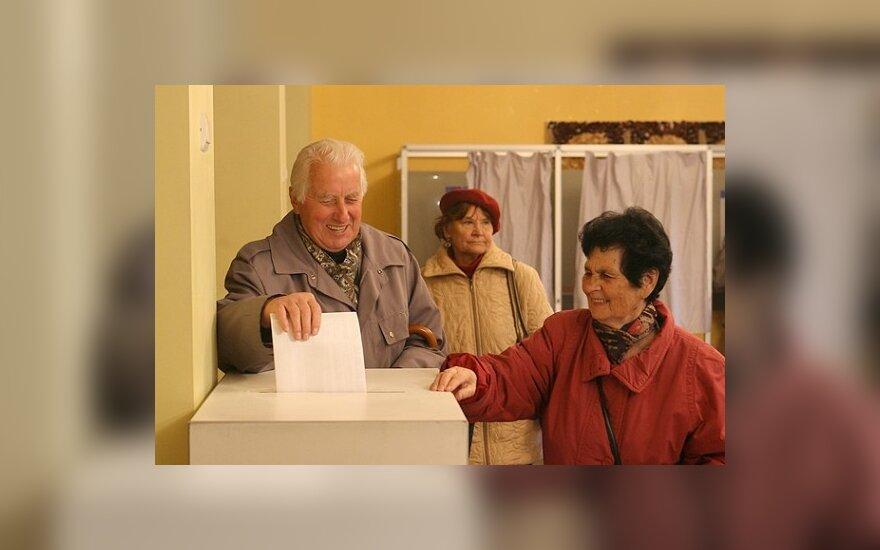Муниципальные выборы пройдут 27 февраля