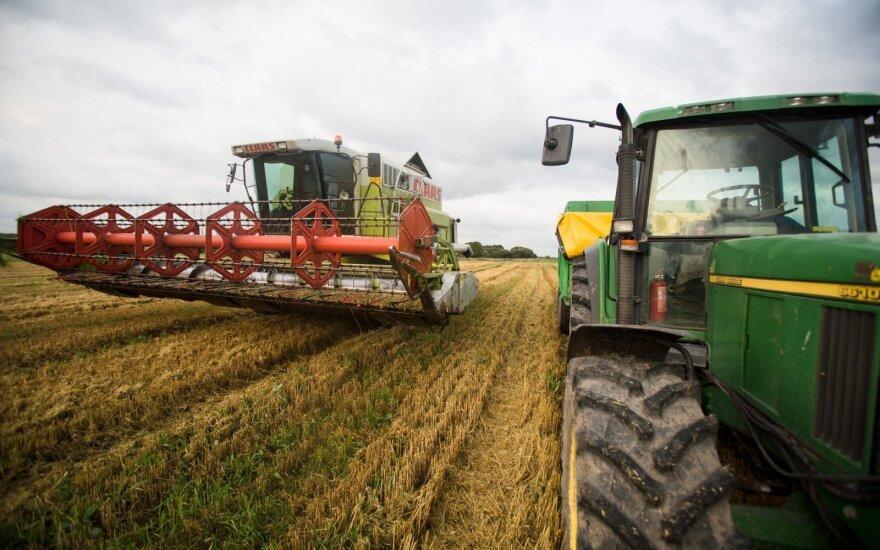 Россия нацелилась на литовские рынки экспорта зерна