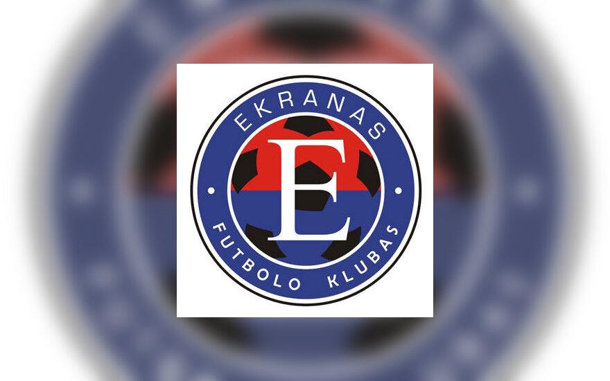 """FK """"Ekranas"""" logo"""