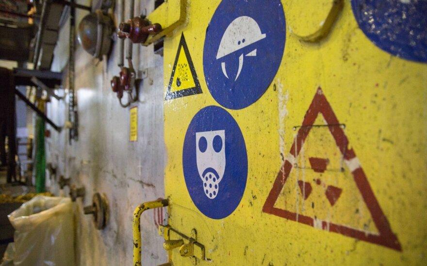 Хранилище отработанного ядерного топлива в Игналине пригодно к использованию