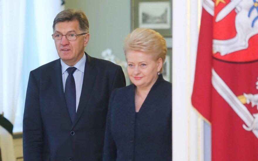 Президент Литвы утвердила новое правительство