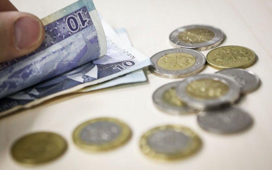 Семья, получающая 6000 литов: вечный дефицит денег