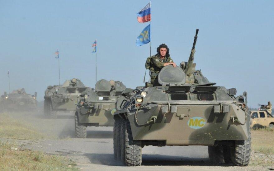 СНБО: Россия прекратила вывод войск из Украины
