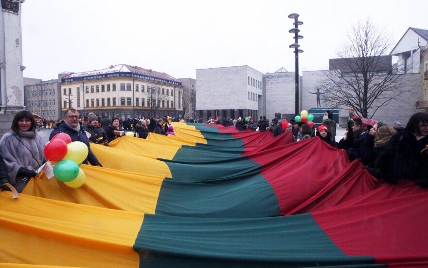Kaunas švenčia Lietuvos šimtmetį