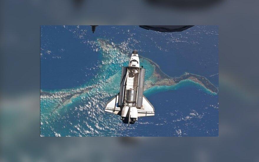 """Шаттл """"Атлантис"""" в последний раз отстыковался от МКС"""