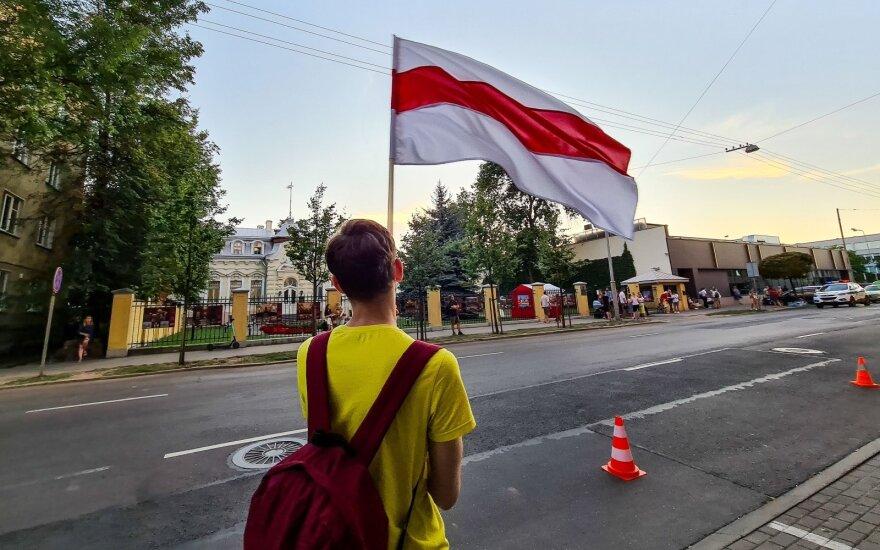 """В Литве пройдет """"Путь свободы"""" - акция солидарности с Беларусью"""