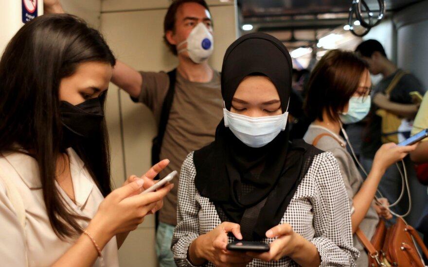 За последние сутки в Китае заразились коронавирусом 5000 человек
