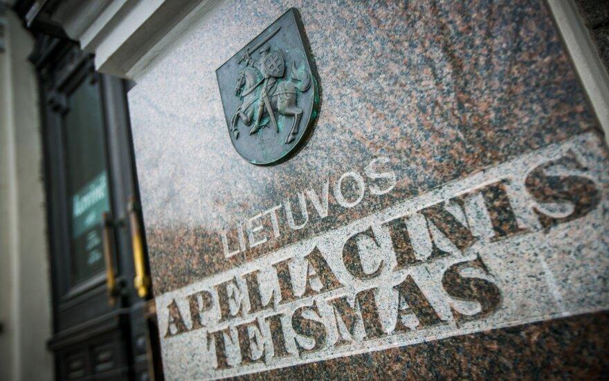 Lietuvos apeliacinis teismas