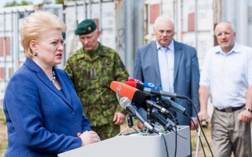 Dalia Grybausakitė