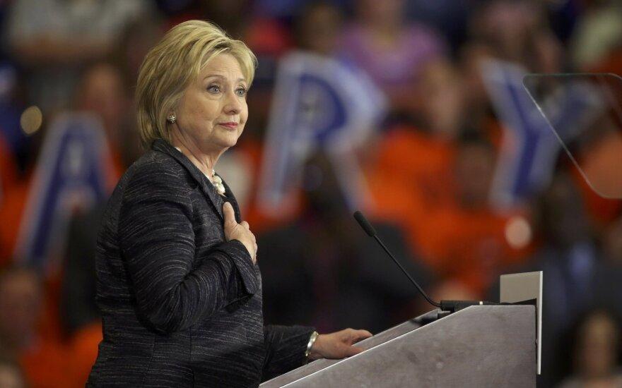 ФБР допросило Хиллари Клинтон относительно ее электронной почты