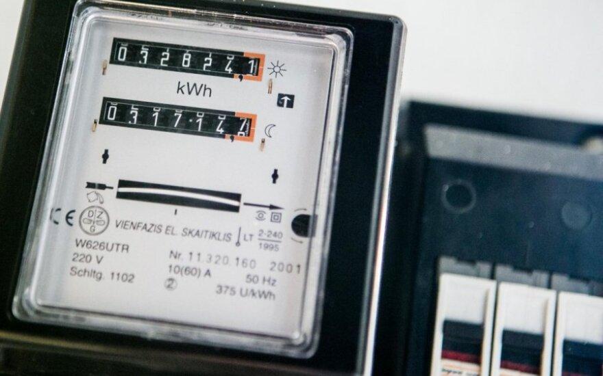 Цена на электроэнергию на минувшей неделе выросла почли на 40%