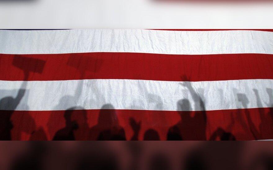 США продлили на год санкции в отношении Беларуси