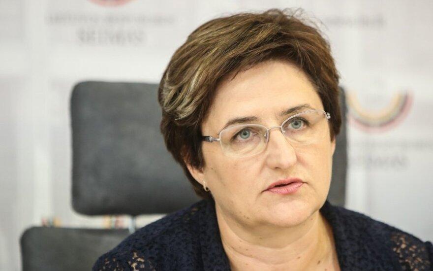 Loreta Graužinienė: Większość Polaków na Litwie ma odmienne zdanie niż Tomaszewski