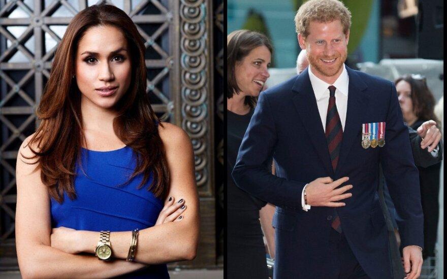 СМИ: Принц Гарри обручился с актрисой Меган Маркл