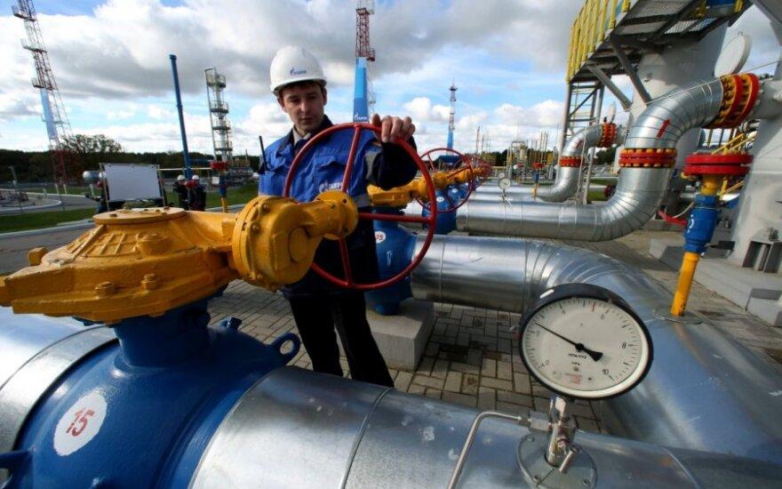"""""""Газпром"""" предупредил Киев о новом отключении газа за долги"""