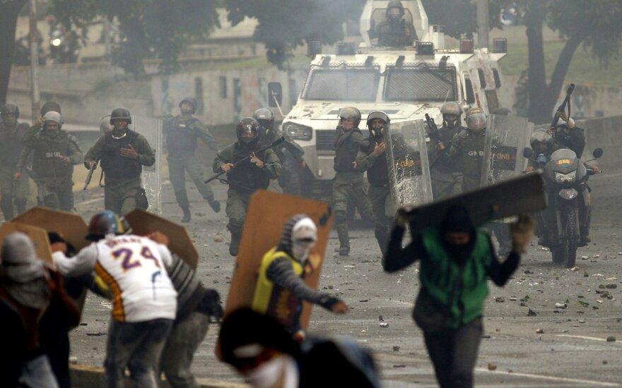 ООН обвинила власти Венесуэлы в насилии над демонстрантами