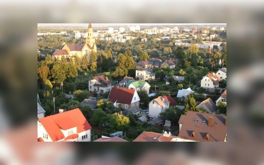 Жители Новой Вильни ночью отрезаны от города: ни автобусов, ни освещения