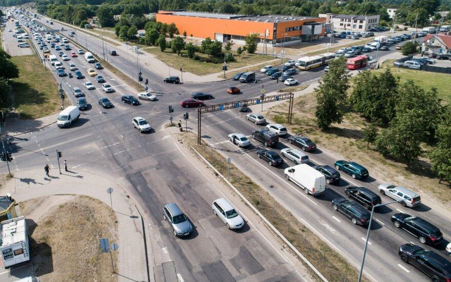 Вильнюсская мэрия подписала договор о реконструкции перекрестка