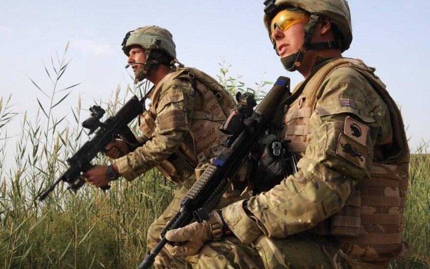 Великобритания пришлет в Балтийские страны роту военных