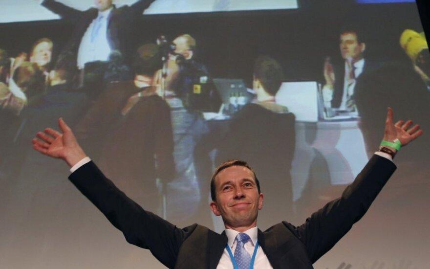 В Германии создана партия, выступающая за отказ от евро