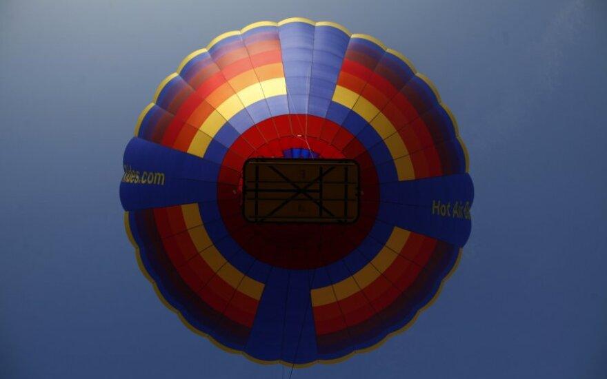 Karšto oro balionas