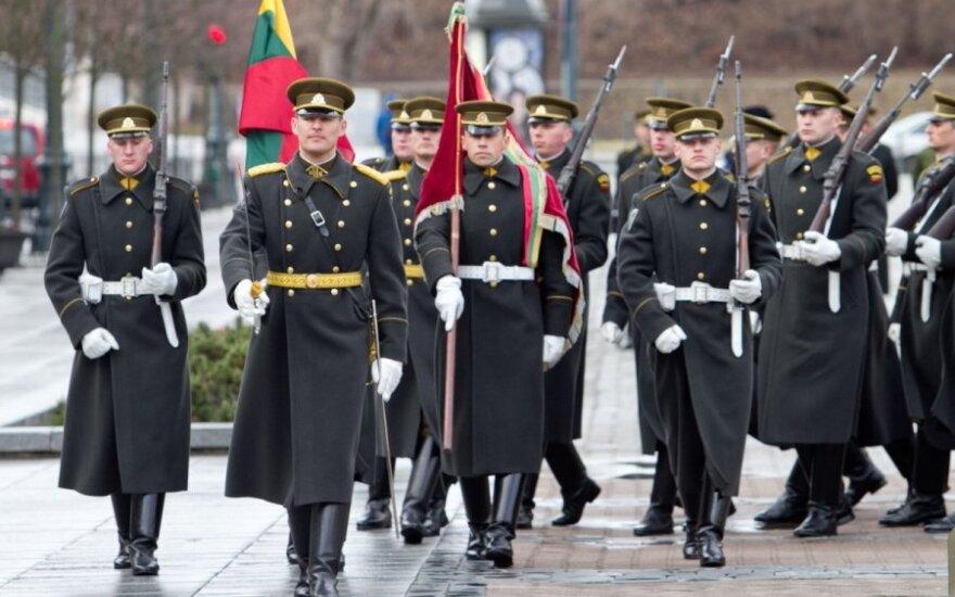 Сейм Литвы одобрил поправки об использовании военной силы в мирное время