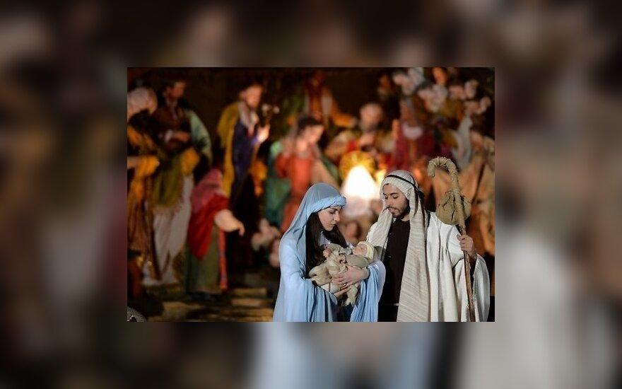 ФОТО: в Вифлееме и Риме прошли рождественские службы