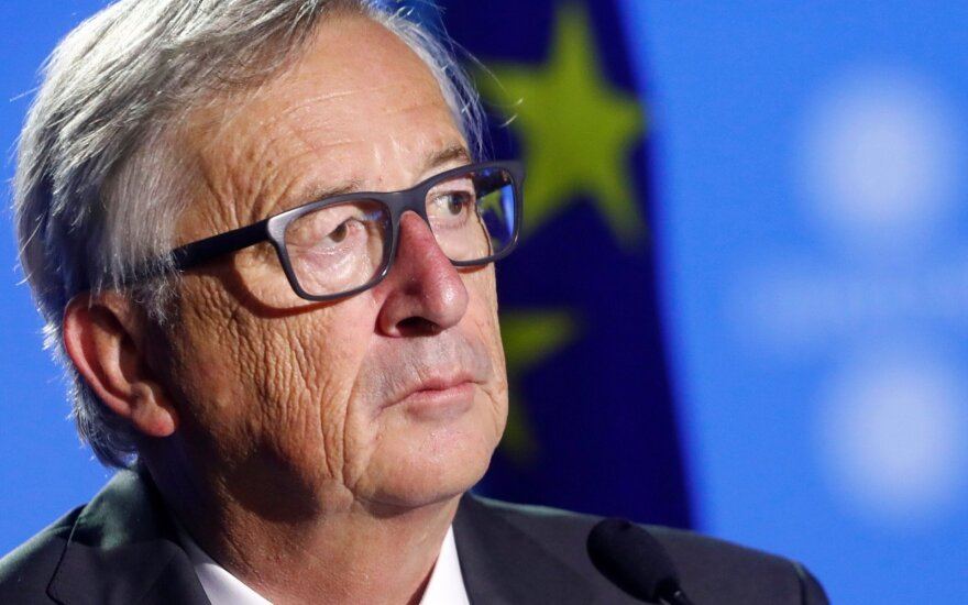 Юнкер: ЕС может обложить пошлиной виски, джинсы и Harley Davidson