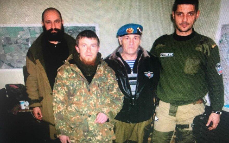 Госпогранслужба Украины сообщила о задержании российского полковника
