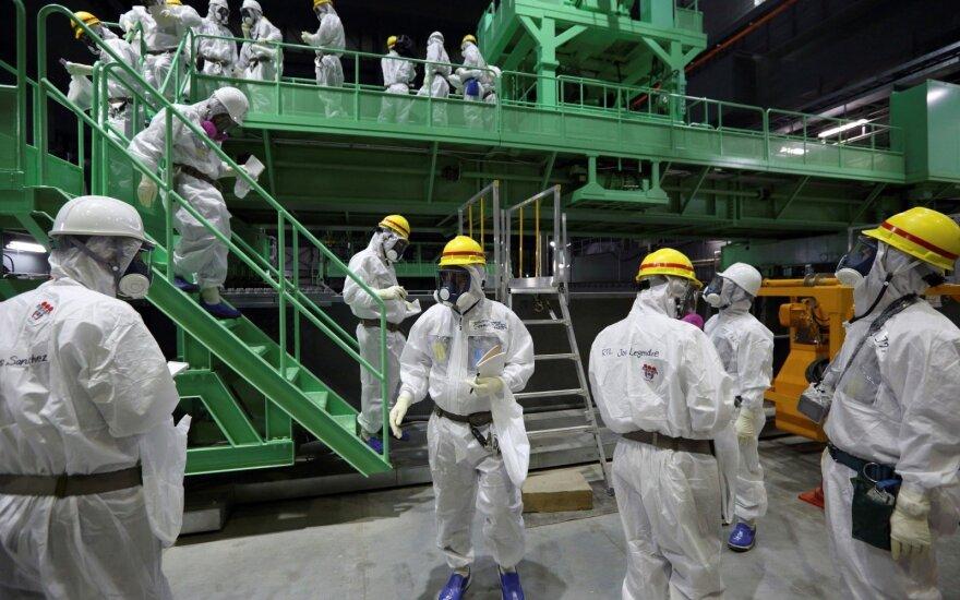 """В Японии умер первый пострадавший после аварии на АЭС """"Фукусима"""""""