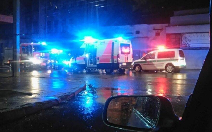 В Каунасе - серьезная авария: пострадали шесть человек