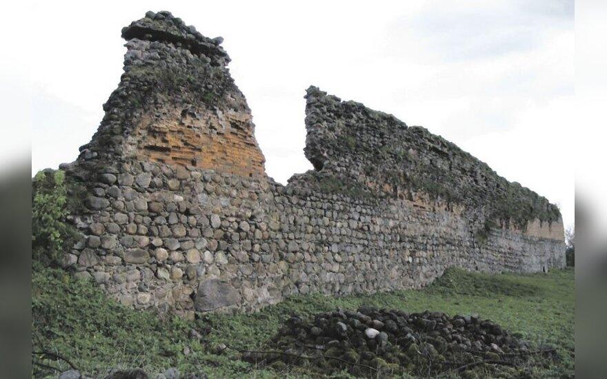 Белорусские ученые утверждают, что нашли подвал, где был замучен князь Кястутис