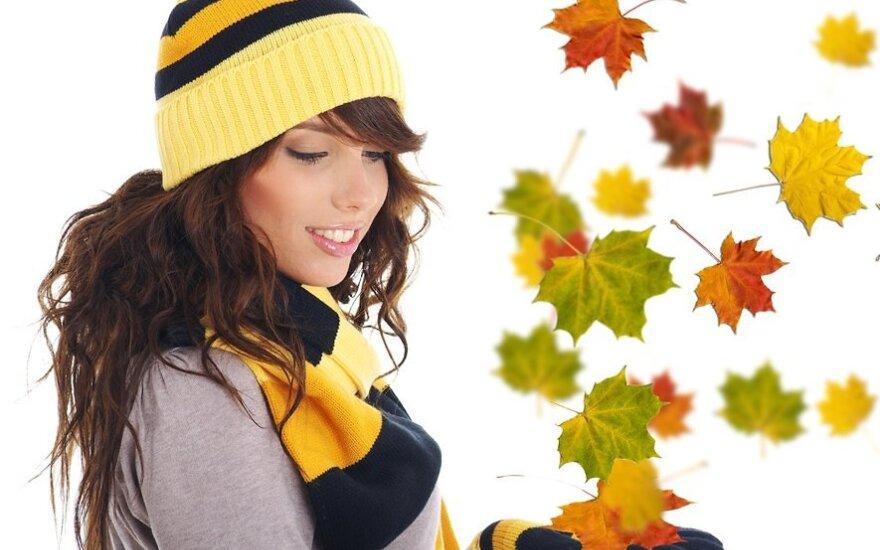 ФОТО: модные шарфы осень-зима 2013/2014