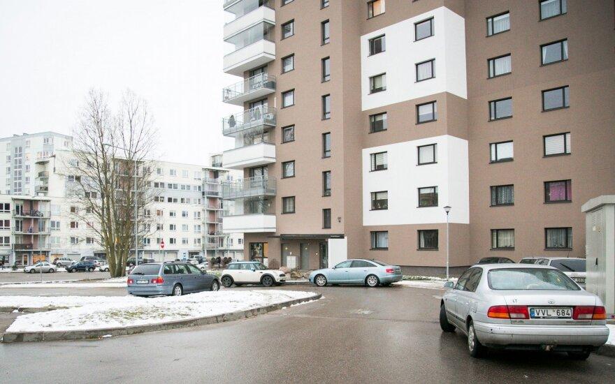 Начато расследование в связи с незаконными продажами квартир в Вильнюсе