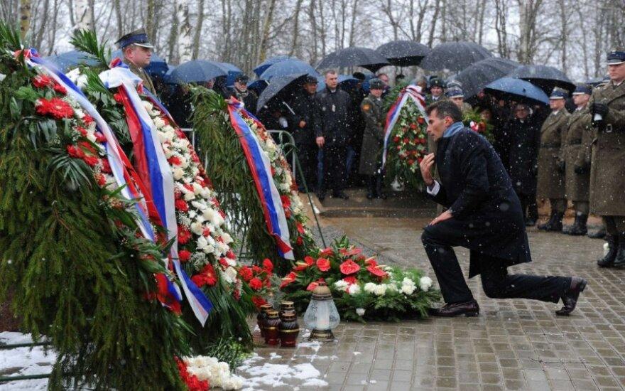 Pod Smoleńskiem odbędą się uroczystości żałobne ku czci prezydenta Kaczyńskiego