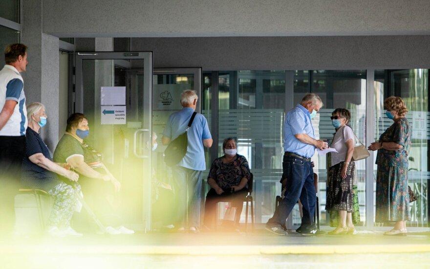 Новые данные: за последние сутки в Литве зафиксировали три привозных случая коронавируса