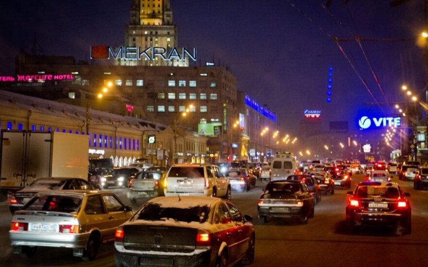 Москва вновь стала мировым лидером среди мегаполисов по пробкам