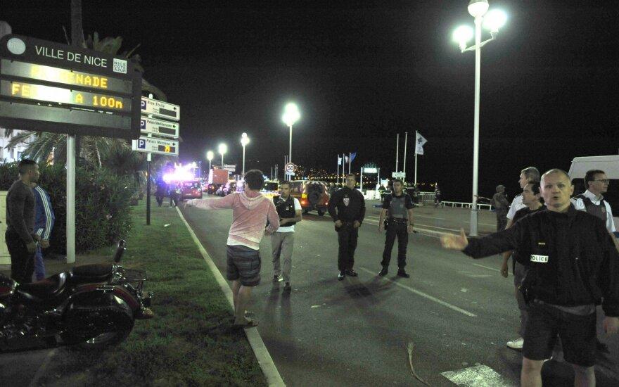 Нападение на набережной в Ницце: что мы знаем