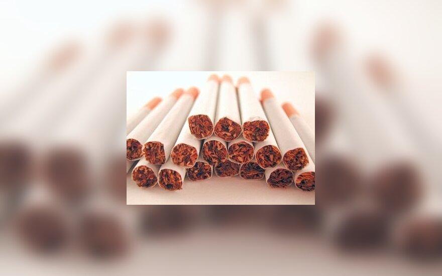 С 1 сентября сигареты подорожают примерно на 1,25 лита