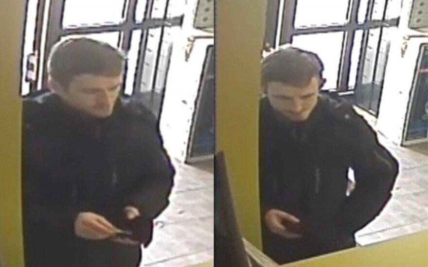 Полиция разыскивает мужчину, сообщившего о бомбе на Каунасском вокзале