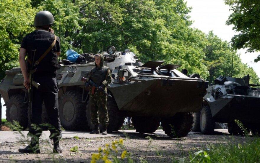 Потери силовиков Украины с момента начала АТО - 21 человек