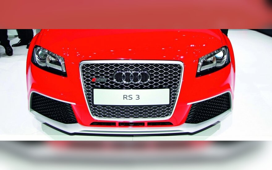 Audi и BMW стали финалистами World Car of the Year