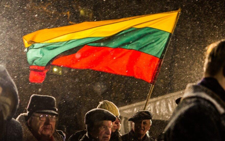 Литва предъявила обвинения двум гражданам России по делу о 13 января