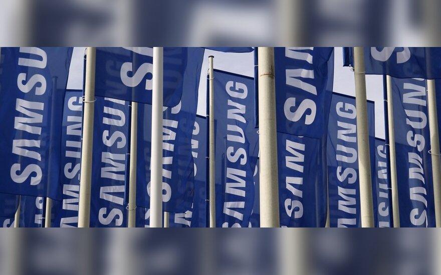 """Samsung"" vėliavos"